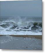 Ocean Series No. 3 Metal Print