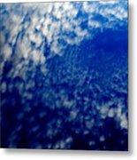 Ocean Sky Metal Print