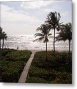 Ocean View 2007 Metal Print