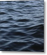 Ocean Water Metal Print