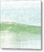 Ocean Wave 13 Metal Print