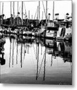 Oceanside Harbor Metal Print