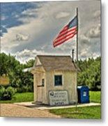 Ochopee Florida Post Office  Metal Print