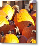 October Color Metal Print