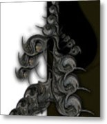 Ode To Aesthetic Dimensionality Metal Print