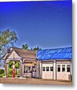 Odell Station 1 Metal Print