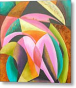 Odyssey Of Colors Metal Print