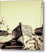 Of Different Eras Metal Print