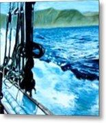 Off Maui Metal Print