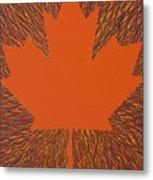 Oh Canada 5 Metal Print