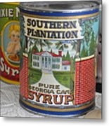 Oh How Southern Metal Print