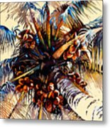Oh Nuts Metal Print by Mike Hill