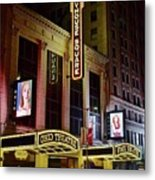 Ohio And State Theaters Metal Print