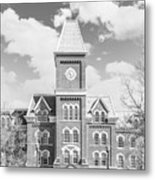 Ohio State University Hall Metal Print by University Icons
