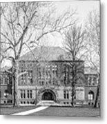 Ohio State University Hayes Hall Metal Print