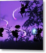 Oh,what A Night Metal Print