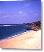 Okinawa Beach 22 Metal Print