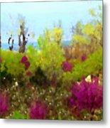 Oklahoma Spring Colors Metal Print