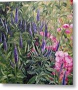 Olbrich Garden Series - Garden 2 Metal Print