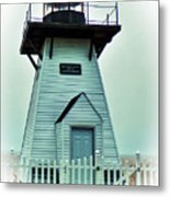 Olcott Lighthouse Metal Print