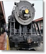 Old 734 Engine Metal Print