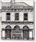 Old Abbey Theatre 1 Dublin Metal Print