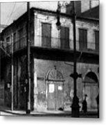 Old Absinthe House Metal Print