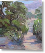 Old Agoura Metal Print