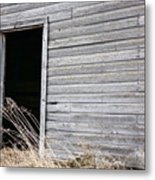 Old Barn 2 Metal Print