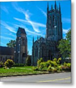 Old Beauty Of History  Metal Print