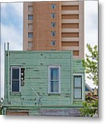 Old Before New High Rise Metal Print