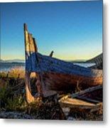 Old Boats#1 Metal Print