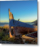 Old Boats#2 Metal Print