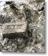 Old Brick Metal Print
