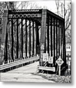 Old Bridge Metal Print