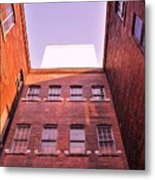 Old Building In The Pointe Metal Print