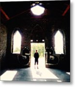 Old Butterstone  Metal Print