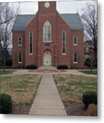 Old Chapel 1 Metal Print