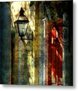 Old Charleston Sc Metal Print