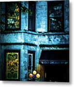 Old Chicago Inn Metal Print