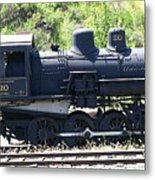 Old Choo Choo  Metal Print