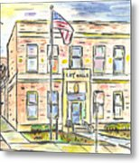 Old City Hall Metal Print