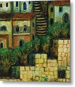 Old City No 2. Metal Print