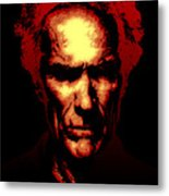 Old Codger Metal Print