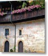 Old Court - Bamberg  Metal Print