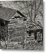 Old Deserted Farmhouse 3 Metal Print