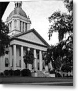 Old Florida State Capitol Metal Print