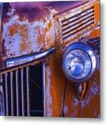 Old Ford Pickup Metal Print