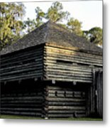 Old Fort Foster Metal Print
