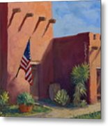 Old Ft.bliss Metal Print